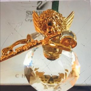 Authentic Swarovski Annual Angel Ornament 1999